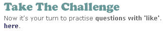 © Take the Challenge from the BBC®
